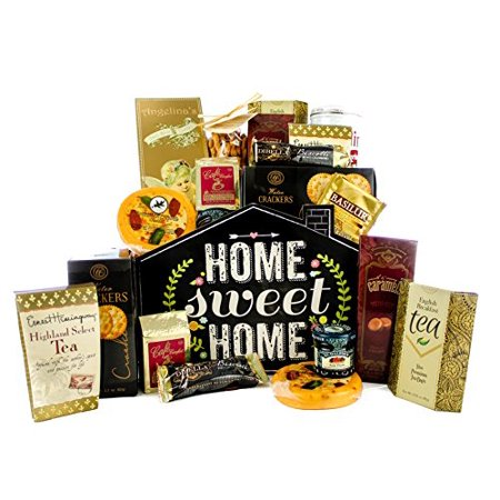 gifts unlimted new home housewarming gift basket home sweet home