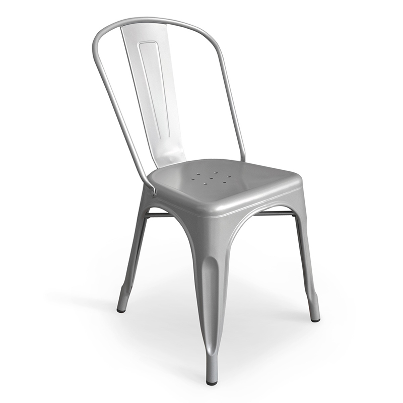 Bastille Cafe Stacking Chair (Set of 2)