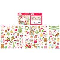 Doodlebug OE6526 Odds & Ends - Christmas Magic Diecuts