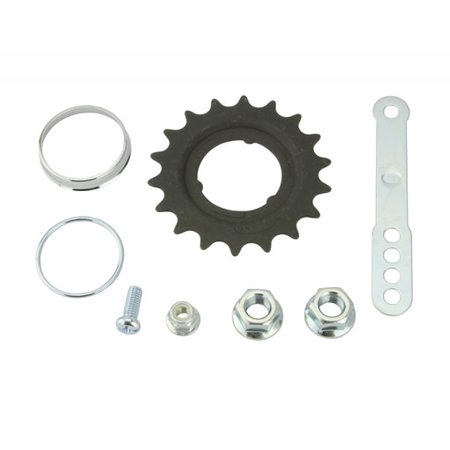 Coaster Hub Kits Black. Bike wheel part bicycle hub, bike hub, lowrider, beach cruiser, chopper, mountain limo, (Best Mountain Bike Hubs)