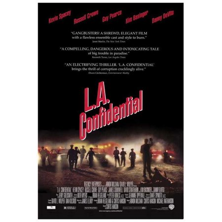 L.A. Confidential POSTER Movie B (27x40)