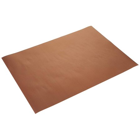 Copper Non-Stick Oven Liner 16.5x23  - Heavy Duty cover to catch spills in Convection, Electric, Gas, Toaster & Microwave Ovens, FOR A CLEANER.., By Cooks Innovations -_-