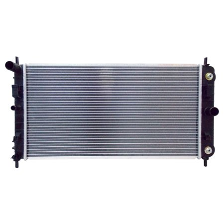 Radiator For Chevrolet Pontiac Fits Malibu G6 (1983 Chevrolet Malibu Radiator)