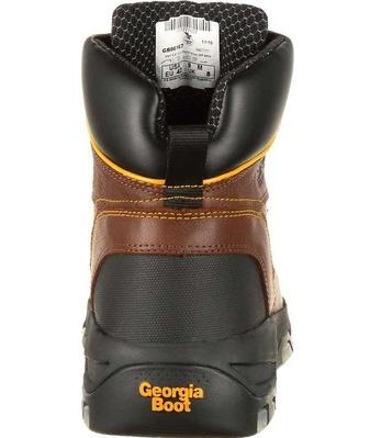 "Men's Georgia Boot GB00167 6"" FLXpoint Waterproof Hiker Work Boot"
