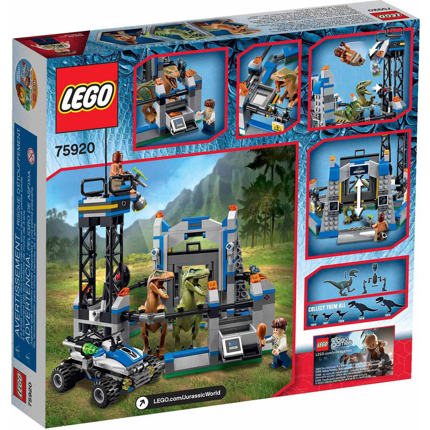 · Walmart offers the LEGO City Jungle Explorers Jungle Mobile Lab Set for $ Opt for in-store pickup to avoid the $ shipping fee. That's the lowest price we could find by $6.