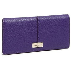 Cole Haan village continental leather wallet