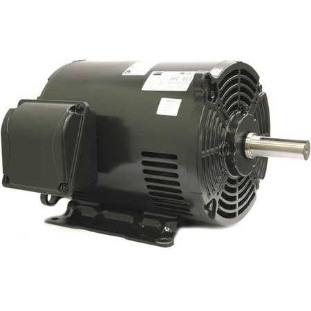 DAYTON Mtr,3 Ph,7.5hp,1770,230/4600,Eff 91.0 - 910 Motor