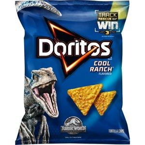 Doritos Cool Ranch Tortilla Chips, 9.75 oz Bag