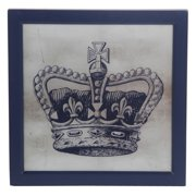 Privilege International 18 in. Royal Crown Wall Decor