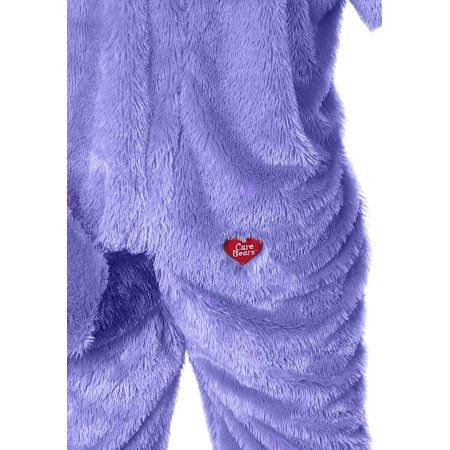 Care Bears & Cousins Adult Bright Heart Raccoon Costume](Adult Bear Costumes)