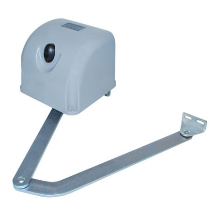 ALEKO AA550 Articulated Swing Gate Opener For Single Swing Gates Up To 8' Long and 550 lbs (Swing Door Opener)