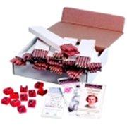 Generals Acid-Free Multi-Pastel Non-Toxic Chalk Pencil Classroom Pack, Pack - 144