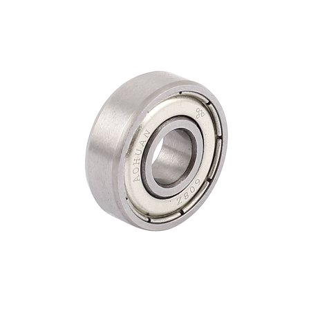 Metal 22mm x 8mm x 7mm Rod Cam Needle Roller Groove Ball - Grooved Roller