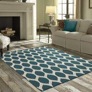Mainstays Sheridan Ogee Area Rugs Or Runner Image 1 Of 3