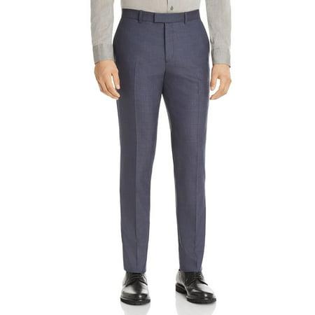 Mens 30X32 Dress - Flat Front Wool Stretch Pants