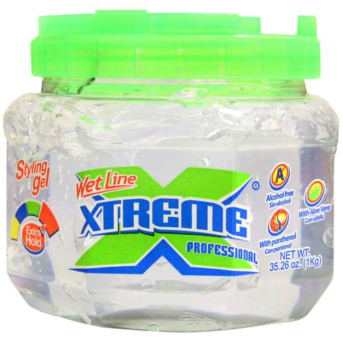 Wet Line Xtreme Professional Extra Hold Styling Gel, 35.26 oz