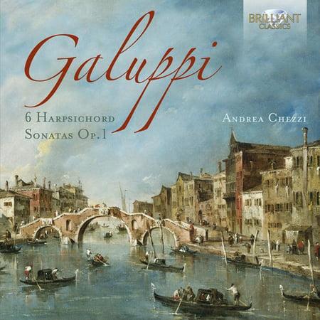 (Galuppi: 6 Harpsichord Sonatas Op.1)