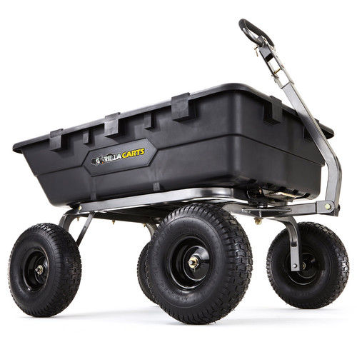 Upc 722571010607 Gorilla Carts Extra Heavy Duty Poly