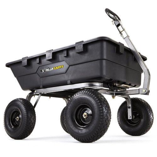 Upc 722571010607 Gorilla Carts Extra Heavy Duty Poly