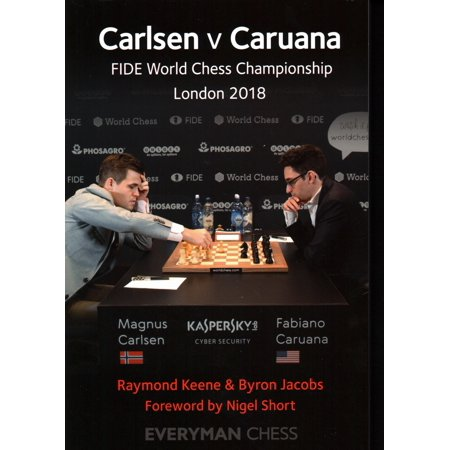 Carlsen v Caruana : FIDE World Chess Championship, London