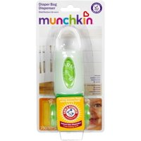 Product Image 2 Pack Munchkin Arm Hammer Diaper Bag Dispenser With Bags Lavender Scent