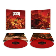 Mick Gordon - DOOM (Original Game Soundtrack) Exclusive Red Vinyl LP Record