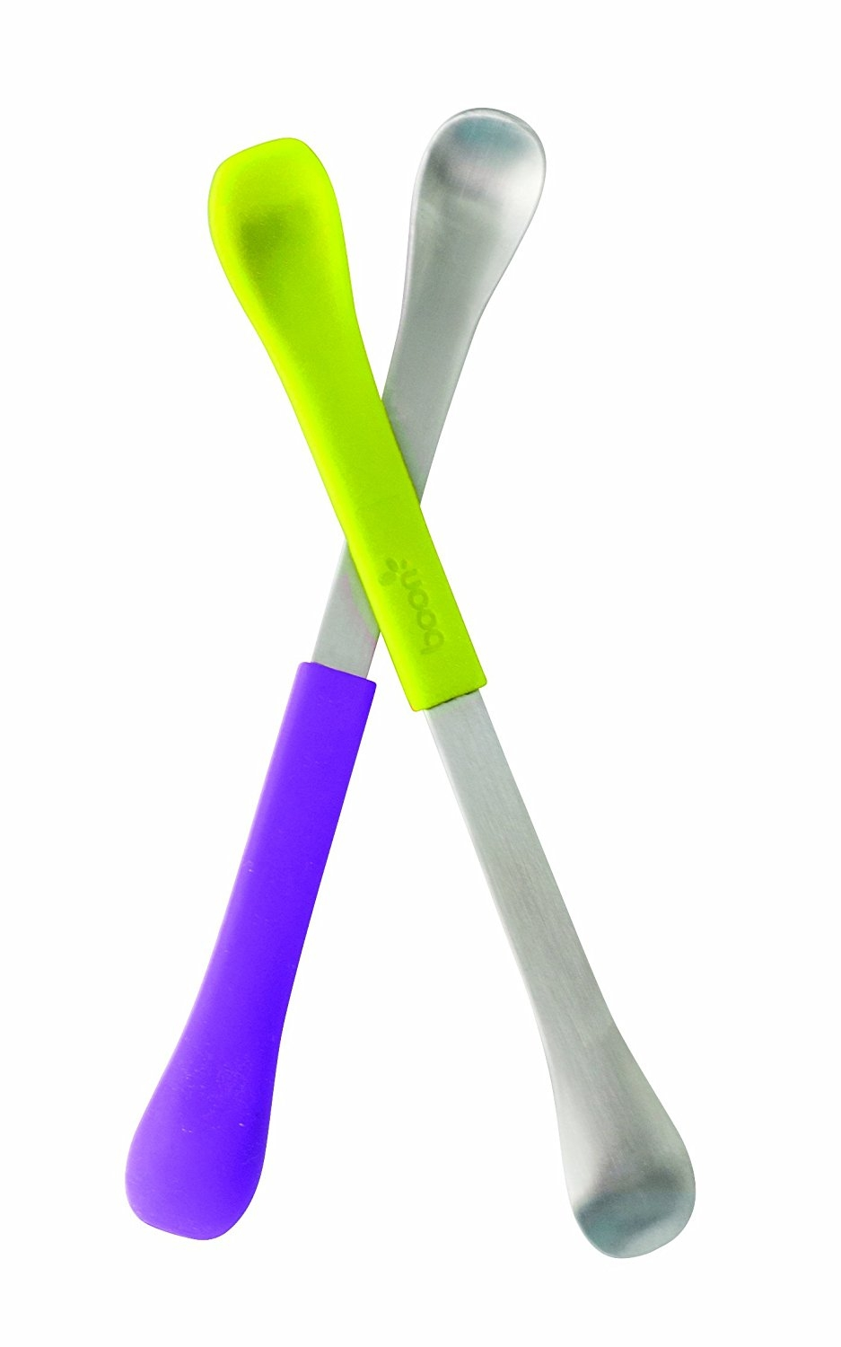 Boon Swap 2 Count 2 in 1 Feeding Spoon, Blue Green (Discontinued by Manufacturer) by Quality Brand