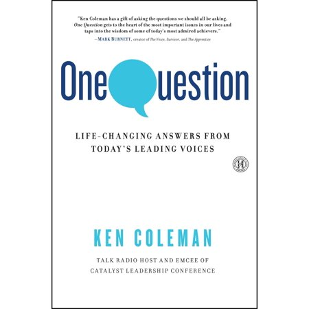 One Question : Life-Changing Answers from Today's Leading Voices - Voice Changing