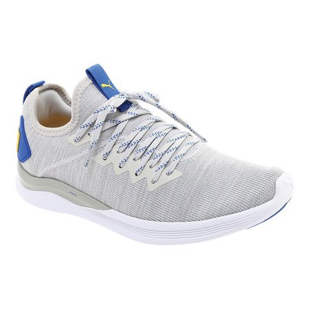 reputable site b5e78 59a8d PUMA Men's IGNITE Flash evoKNIT Sneaker
