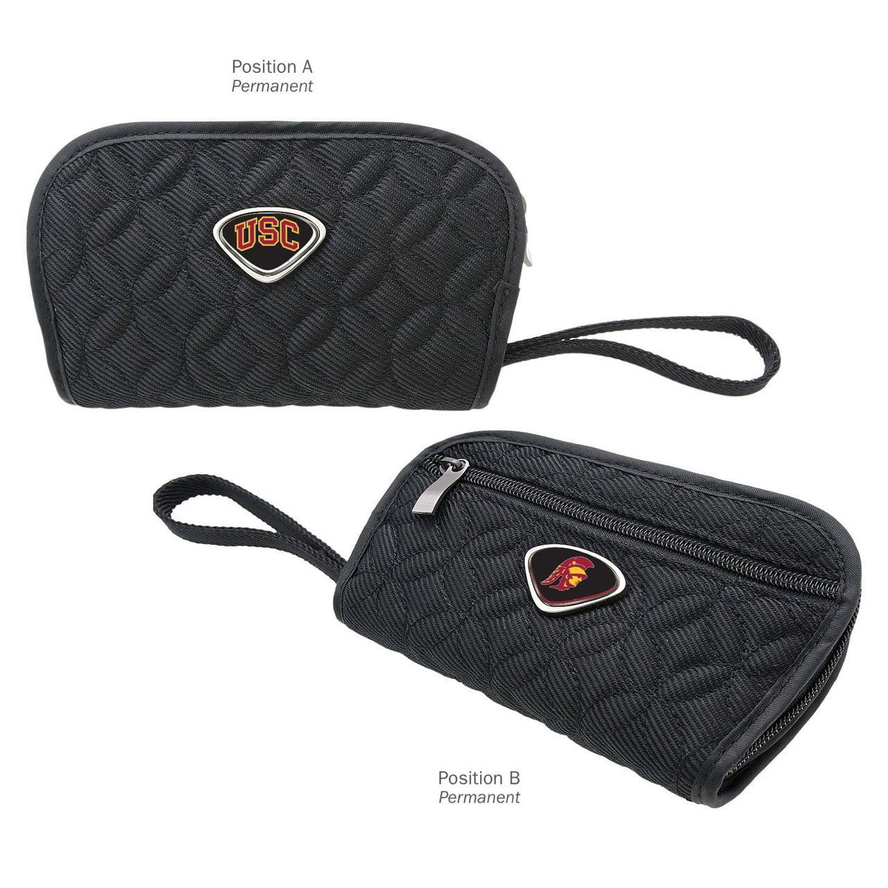 USC Trojans  Women's Travel Wallet USC INITIALS/USC MASCOT TROJANS