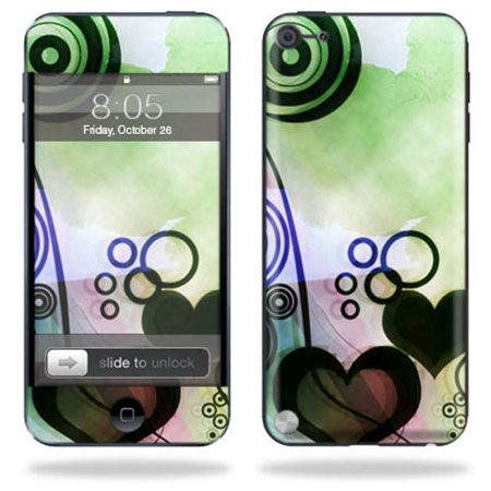 Mightyskins Protective Skin Decal Cover for Apple iPod Touch 5G (5th generation) MP3 Player wrap sticker skins](Scary Sounds For Halloween Mp3)