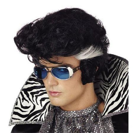 Wig Vegas Elvis](Vegas Halloween Pics)