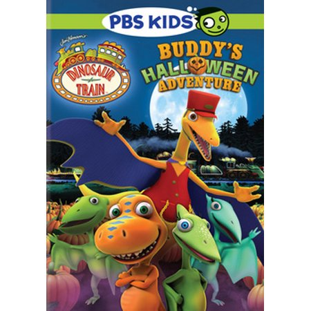 Dinosaur Train: Buddy's Halloween Adventure (DVD)