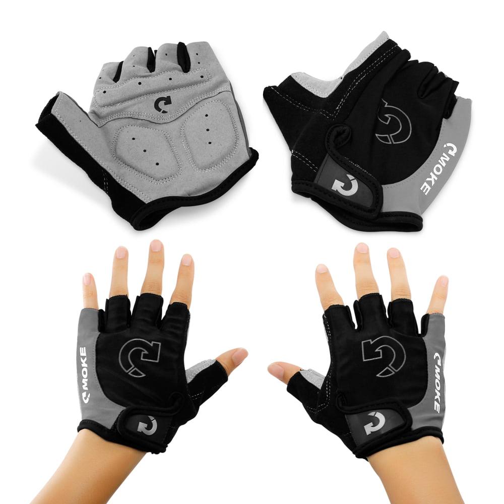 New Fashion Motorcycle Half-Finger Gloves, M-XL
