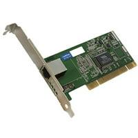 NETWORK CARD 10/100/1000BASE-T GBE PCI RJ45 1PORT NIC