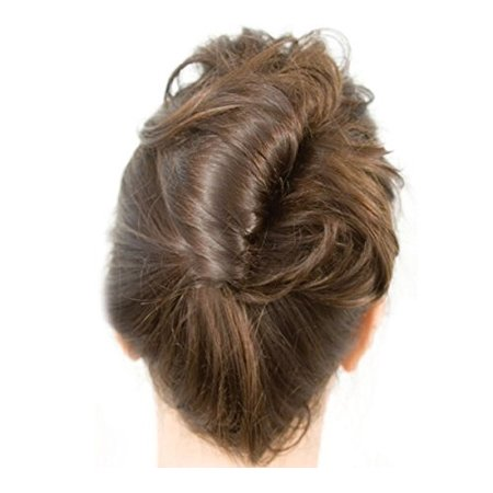 Mia French Twister-Updo Styling Tool-Large Size For Long and/or Thick Hair-Clear Color-PATENTED