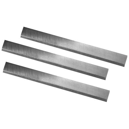 Hss Replacement Blade - 148020 6-1/8-Inch HSS Jointer Knives for Ridgid JP0610, Set of 3, Replacement blades for Ridgid 6-1/8-Inch jointer JP0610 By POWERTEC From USA