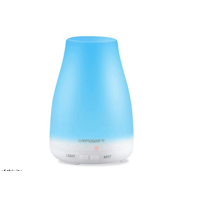 120ML LED Humidifier Electric Oil Essential Burner Aroma Diffuse Air Purifier