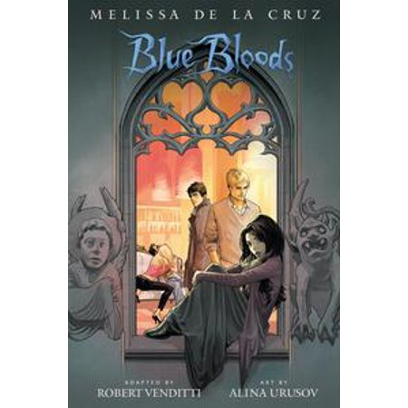Blue Bloods: The Graphic Novel - eBook ()