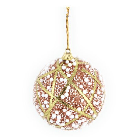 Unique Bargains Home Christmas Party Foam Snowflake Artificial Collectible Festive Hanging Ball](Foam Snowflakes)