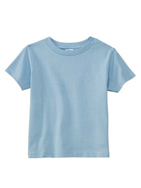 Toddler Clementine Short Sleeve Basic T-Shirt