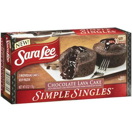 Sara Lee Chocolate Cake With Ice Cream