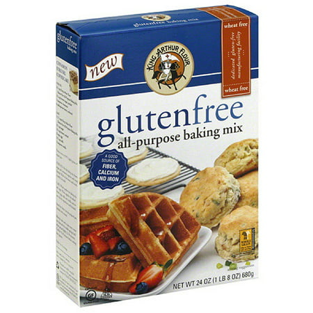 King Arthur Flour Gluten Free All-Purpose Baking Mix, 24 ...