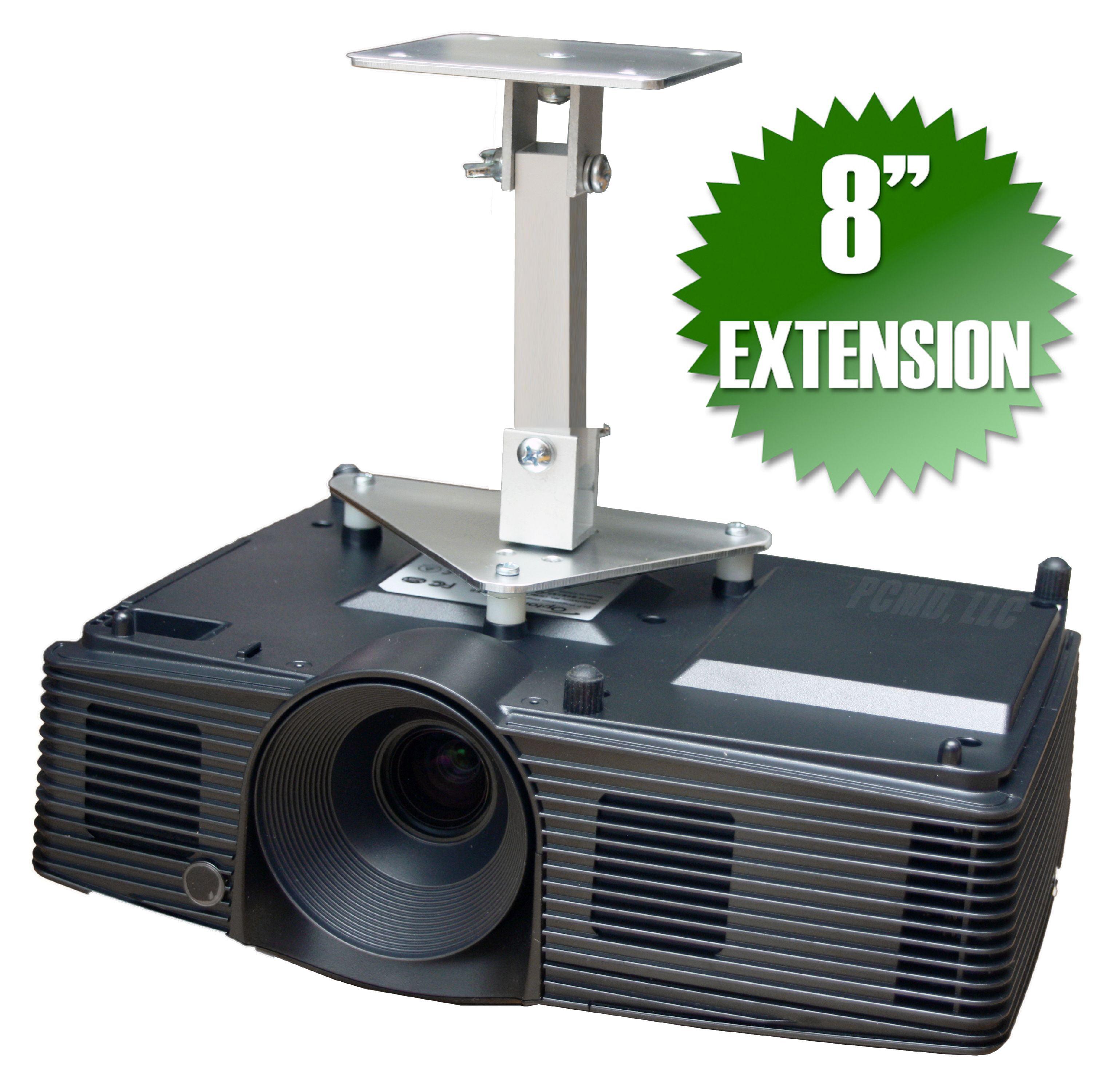 Projector Ceiling Mount for ViewSonic PJD5151 PJD5153 PJD5155 PJD5250 PJD5253