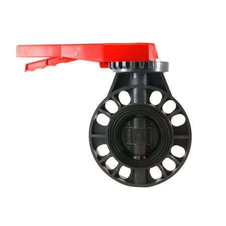 - PVC Butterfly valve 3