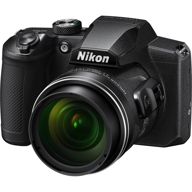 Nikon COOLPIX B600 Digital Camera with 60x Optical Zoom