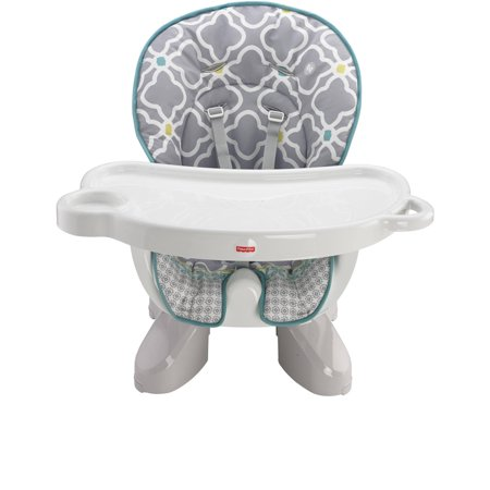 Fisher Price SpaceSaver High Chair Morning Fog