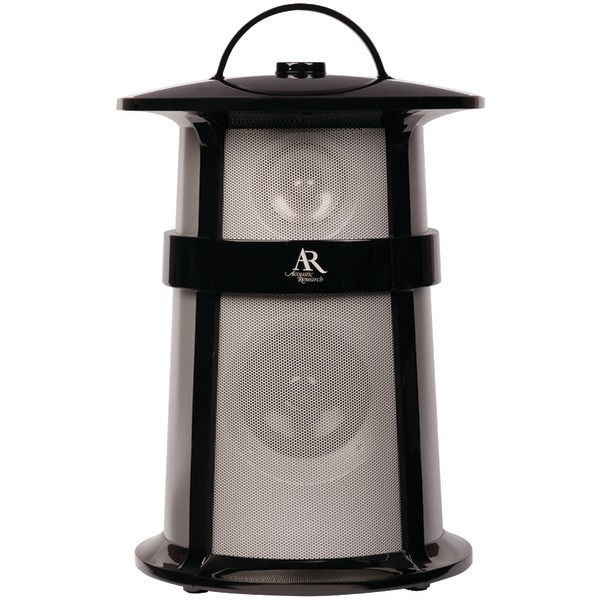 Acoustic Research AWSBT7 Lighthouse Indoor/Outdoor Portab...