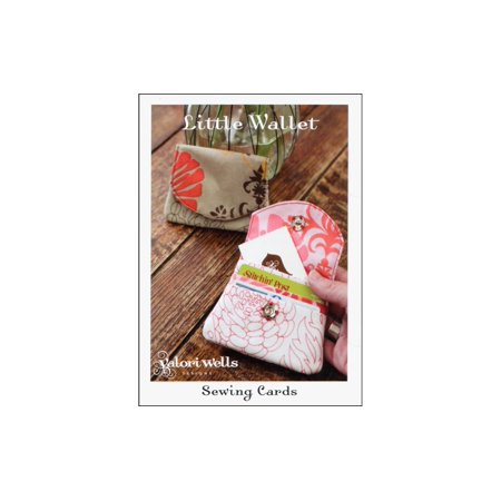 Stitchin Post Little Wallet Sewing Card Ptrn (Sewing Cards)