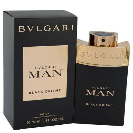 83b2b3d64e Bvlgari Man Black Orient Cologne By Bvlgari Eau De Parfum Spray 3.4 oz(Pack  of 2) - Walmart.com